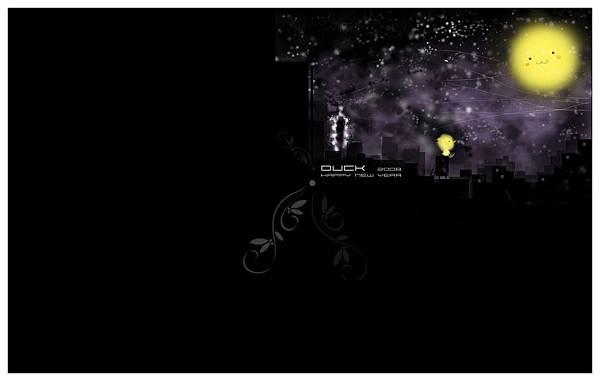 鴨子看月亮(寬螢幕專用)2