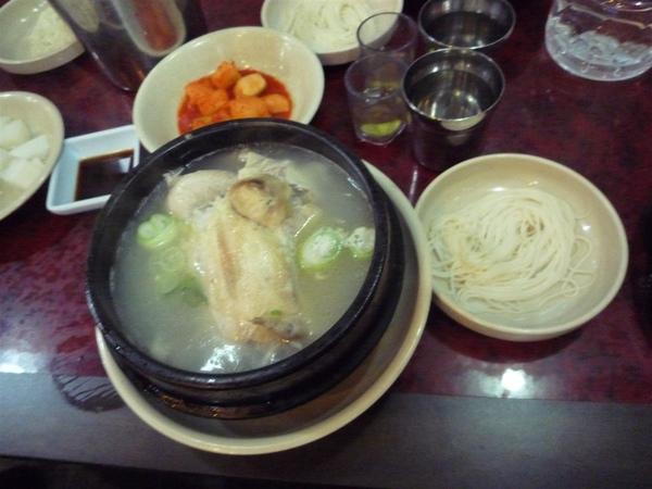 這是第一餐