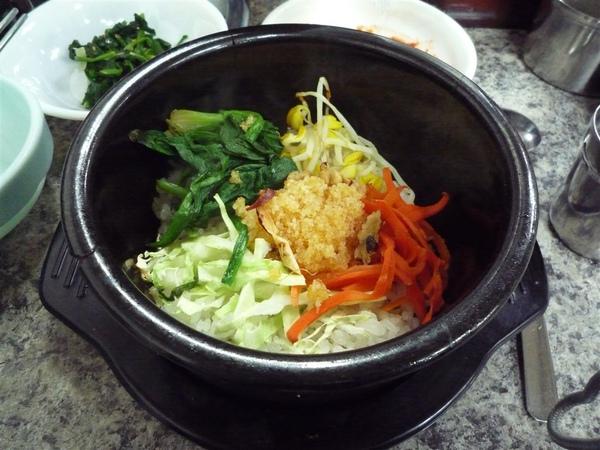 石鍋飯+魚卵