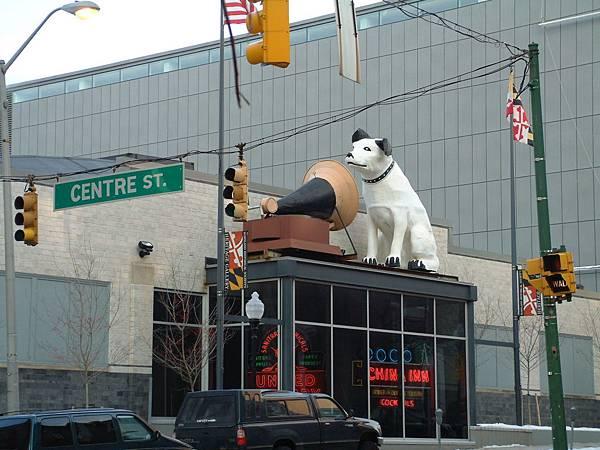 Centre Street與 Park Ave的交叉口