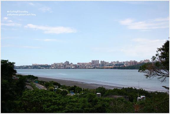 米倉校內眺望海.JPG