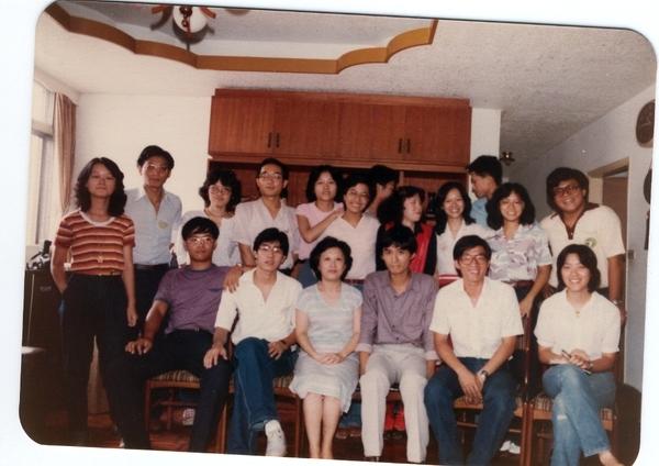 19810928年同學會06周老師家