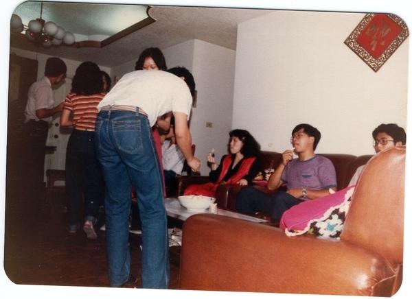 19810928年同學會08周老師家