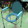 可摺疊式便盆椅(ㄧ)