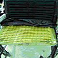 流體壓力輪椅坐墊(二)