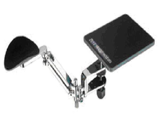 電腦用手臂支撐架(ㄧ)