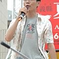 林中光樂團團員-阿律﹙蕭澤倫﹚