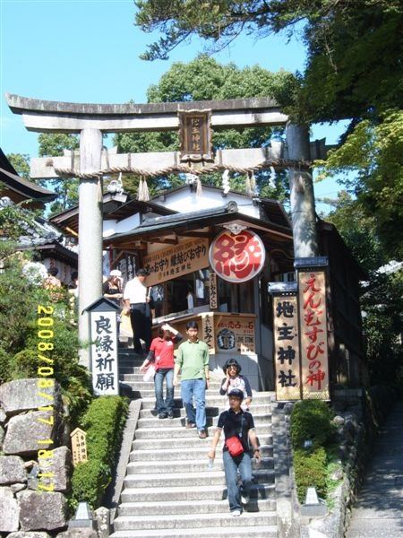 世界文化遺產-清水寺