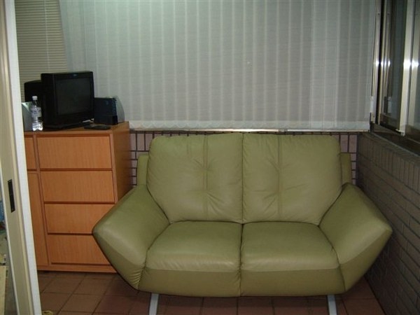 小牛皮沙發椅
