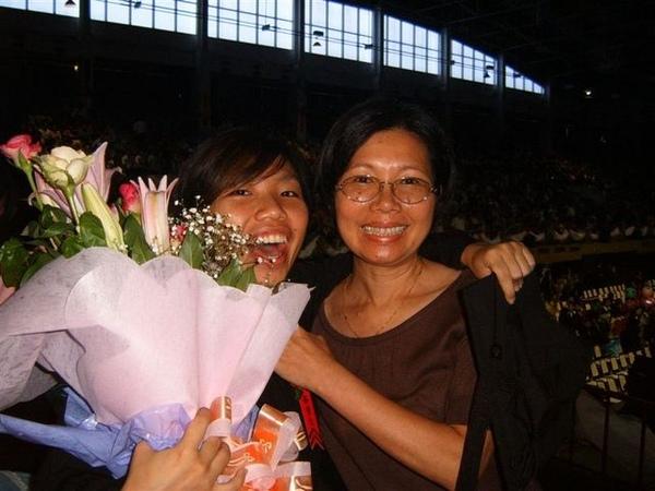 尚恩與他的媽媽