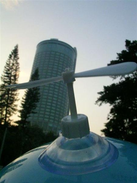 塑膠竹蜻蜓