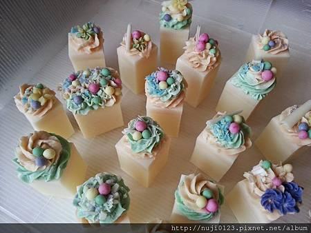 2014.05.02 蛋糕皂1