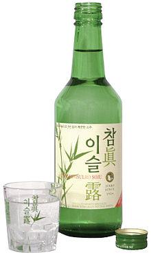 韓國燒酒 소주