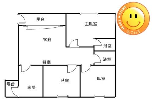平鎮買屋。平鎮買房子。龍岡電梯精品3房。488萬_13.jpg
