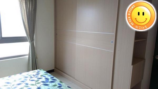 平鎮租屋。平鎮租房子。巴黎春天裝潢2+1房。16000