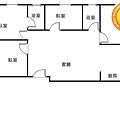 平鎮買屋。平鎮買房子。中悅桂冠大4房車。998萬