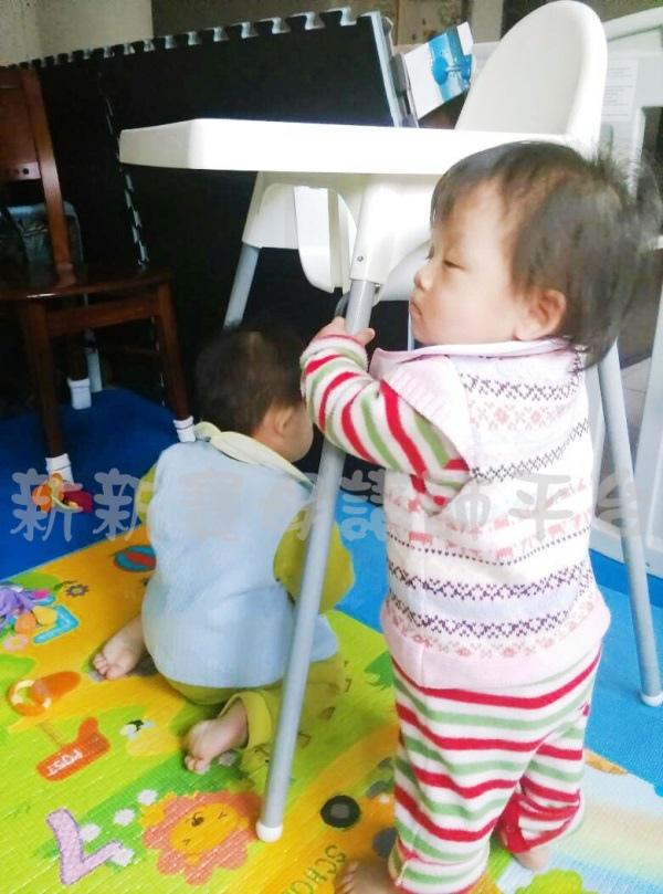 寶寶肢體發展物語
