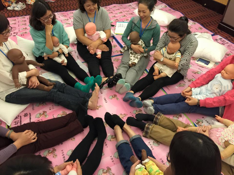 嬰幼兒動能知覺瑜伽
