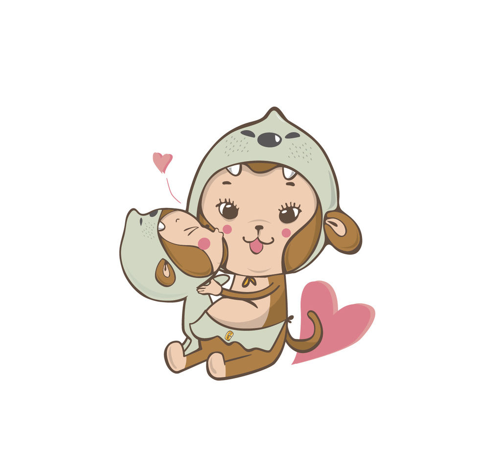 小猴子瑜珈-媽媽懷孕圖-2.jpg