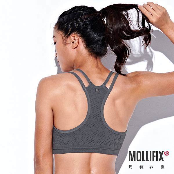 4-2.1MOLLIFIX 瑪莉菲絲 A++活力雙肩帶舒活BRA_(深灰).jfif