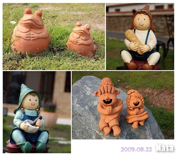 03.庭院裡可愛的雕塑與泥娃娃.jpg