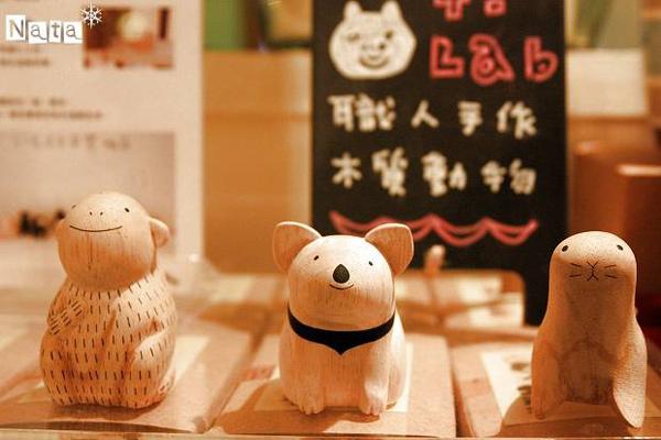 41.好可愛的動物木雕.jpg