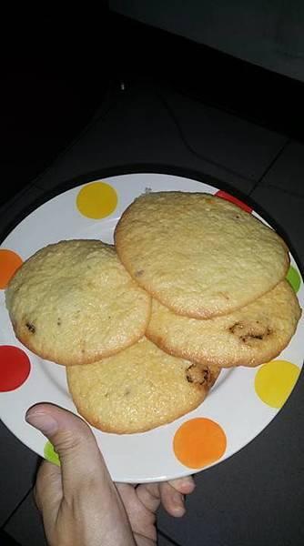 林蕾蕾_奶酥綠豆椪杏仁餅乾