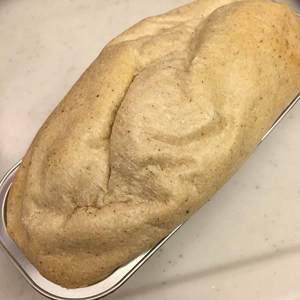 椰子粉吐司