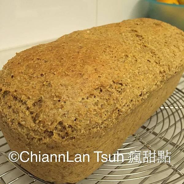 [低碳水化合物] 杏仁麵包