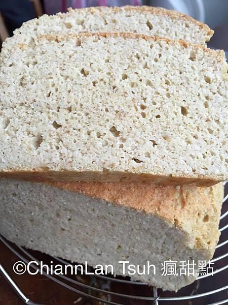 白芝麻歐式麵包25