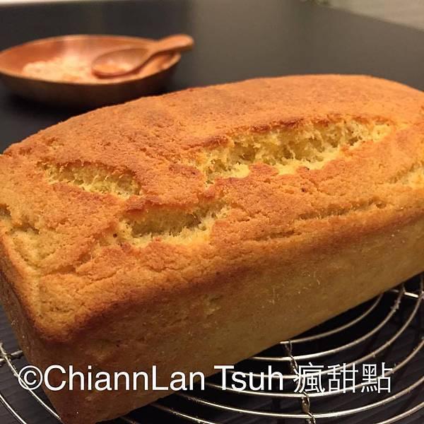 [低GI] [無糖] 經典食譜_椰子粉麵包