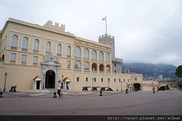 摩納哥皇宮