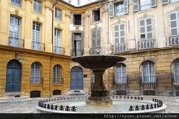 Aix-en-Provence街道