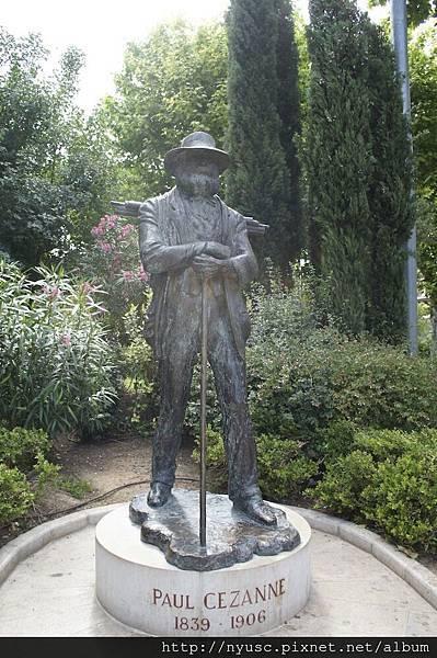 塞尚Paul Cézanne