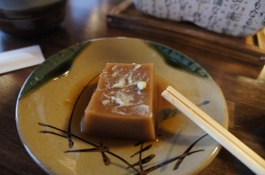 kyoto-京都-豆腐-奧丹