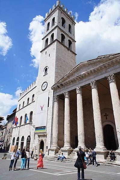 Assisi-阿西西-義大利-Minerva04