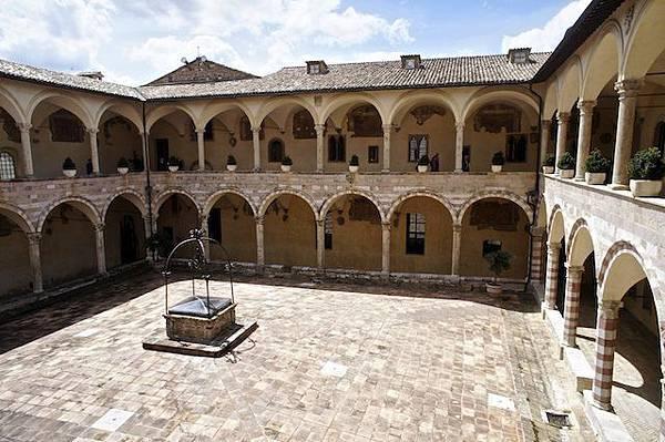 Assisi-阿西西-Basilica of San Francesco d