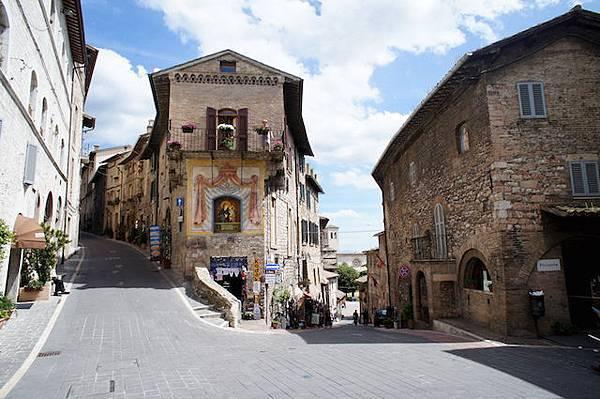 Assisi-阿西西-義大利08