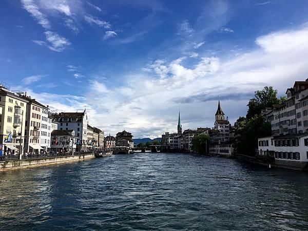 Zurich蘇黎世旅遊