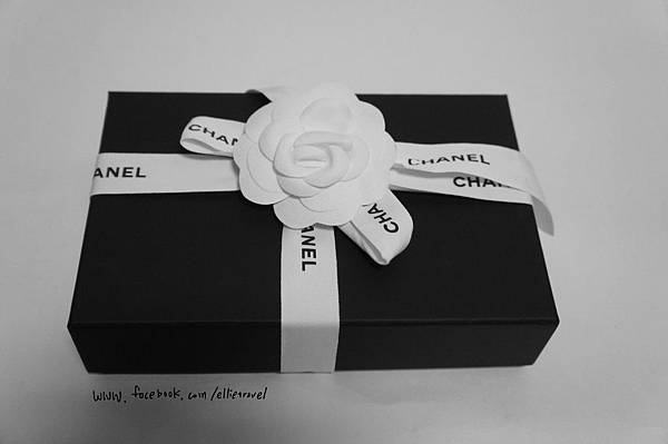 Chanel開箱