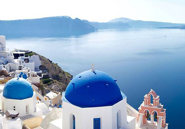 聖托里尼-藍色圓頂-地中海-希臘.jpg