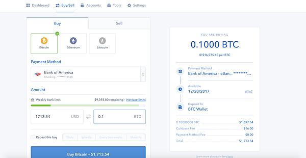 bitcoin購買頁面