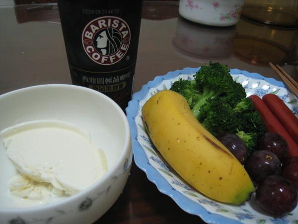 2009.07.21 晚餐