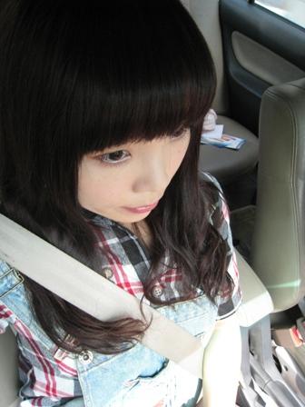 2010.09.25 換髮型的隔天