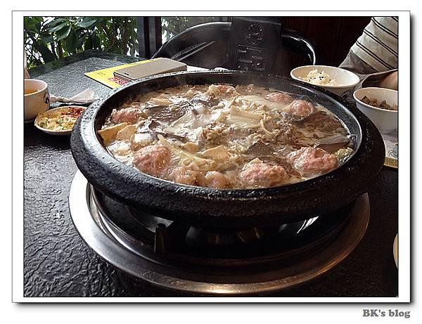 漢城韓國烤肉 石頭火鍋