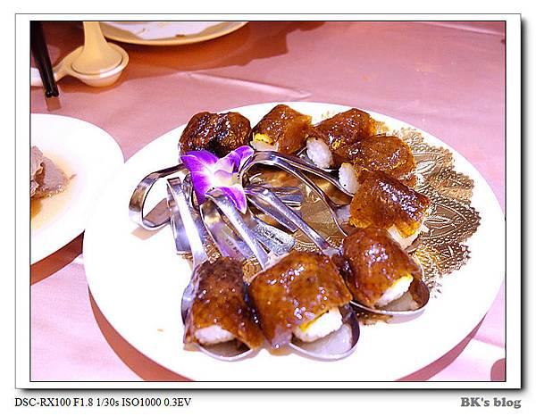 【探美食】蘭城晶英~2288元的櫻桃鴨4吃烤鴨宴