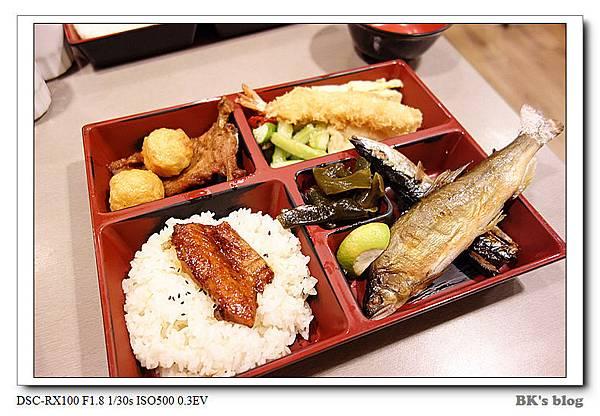 【探美食】麗都日本料理~300元的日式便當,俗擱大碗之佛心來著!(有菜單)