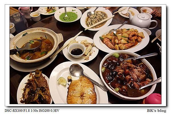 【探美食】秀蘭小館(永康街)~8000元的宴客桌菜