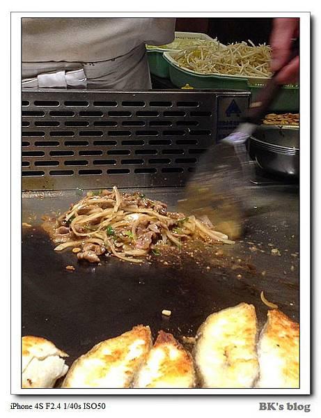 【探美食】漾紅花鐵板燒(新光三越站前店)~520元海鮮全餐
