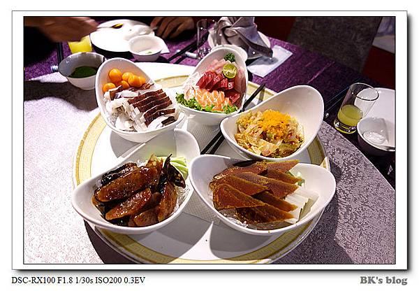 【探美食】台南海鮮會館(基河路)~12800元的婚宴桌菜